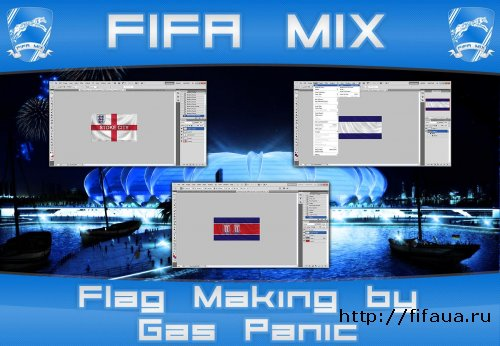 Flag Making Tutorial by Gas Panic