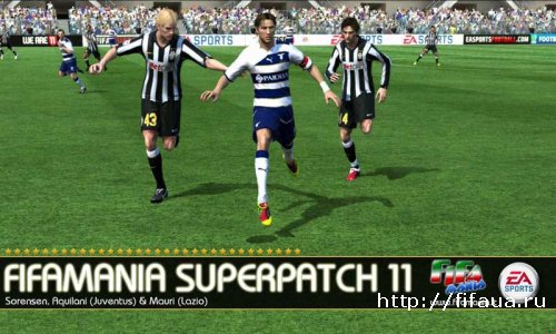 FIFA11 Expansion Patch v1.3