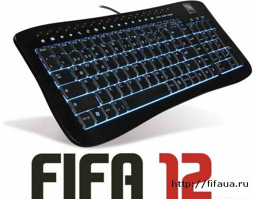 FIFA 12 keyboard patch