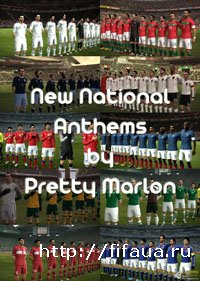 PES 12 National Anthems Pack