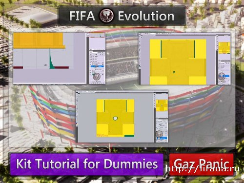 FIFA 12 kit tutorial