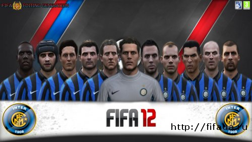 FIFA 12 Editing Generation Inter Milan Face Update V.1