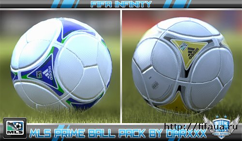 FIFA 12 MLS Prime Ball pack