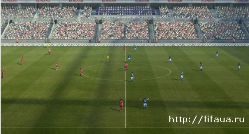 "PES 2013 Demo ""No Blur During Gameplay"""