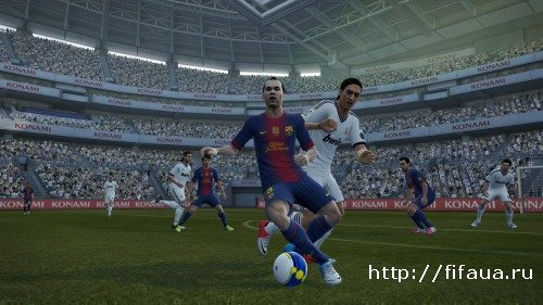 "PES 2013 Demo ""PESEdit.com 2012 Patch 1.0"""