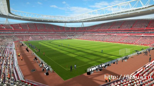 PES 13 DEMO Emirates Stadium