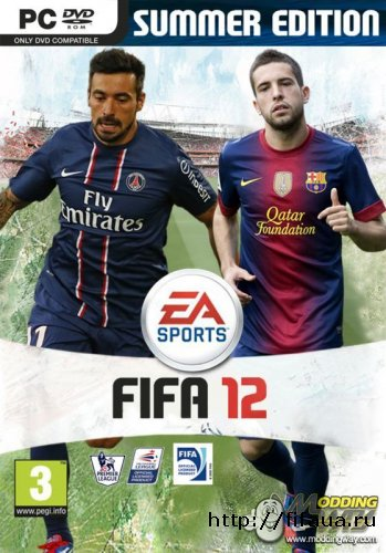 FIFA 12 Summer Patch 12-13 V 1.1
