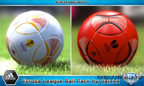FIFA 13 Europa League Ball Pack 12-13
