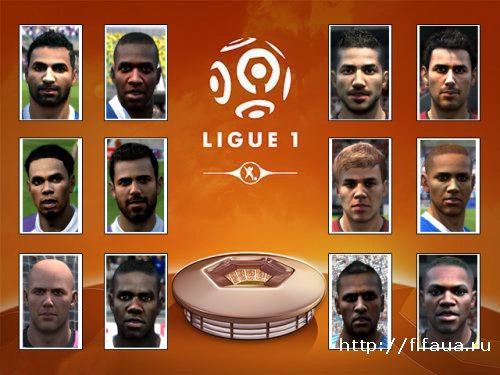 FIFA 13 LIGUE1 Faces by Vinzzz BzH part 2