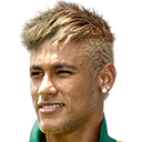 FIFA 13 Neymar Face By DizzeeSpellz