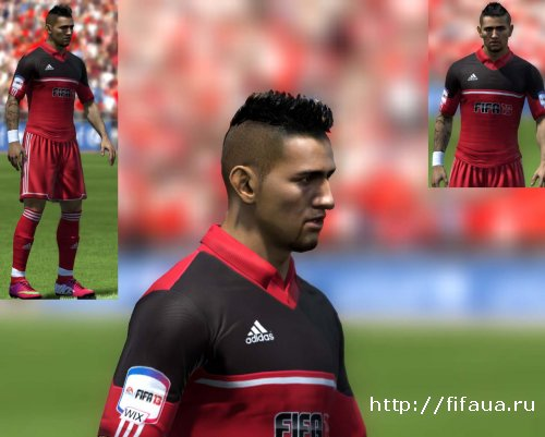 FIFA 13 World IX kit