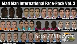 FACE-PACK VOL. 03