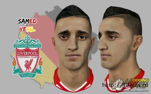 Samed Yesil face