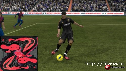 "FIFA 13 ""Бутсы NIKE mercurial beautiful AB.7"""