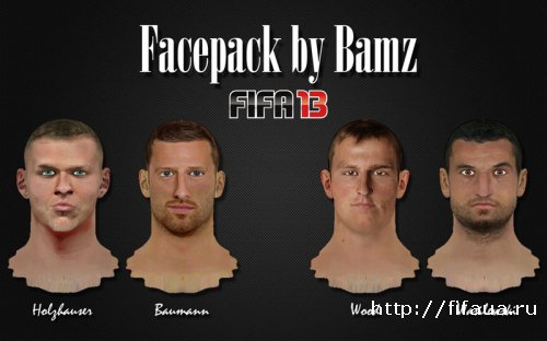 Facepack by Bamz