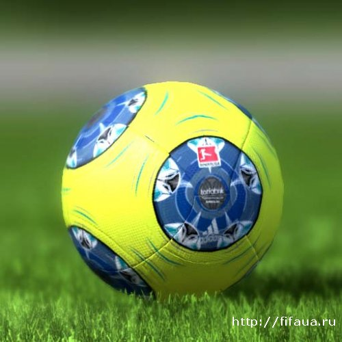 FIFA 13 Adidas Torfabrik 13-14 OMB Bundesliga Winter ball