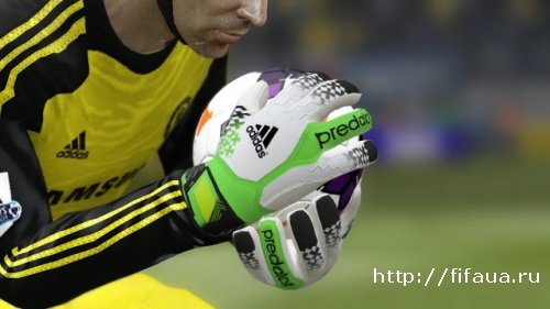 adidas PREDATOR Gloves HD