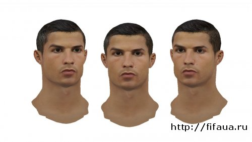 143 Faces for Fifa14