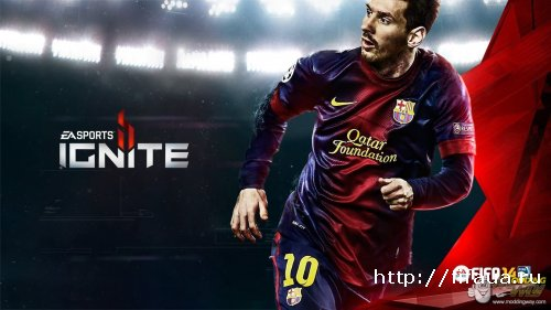 FIFA 14 NEW INTRO+NEW MESSI COVER by MTP