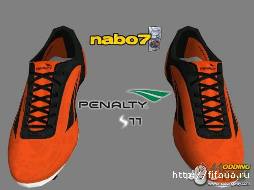 FIFA 14 Penalty S11 Pro Orange boots