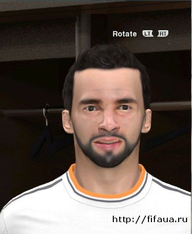 PES 14 Daniel Carvajal Face By-X9