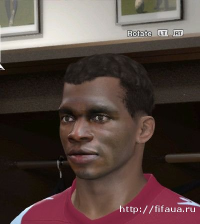 PES 14 Benteke Face By-X9