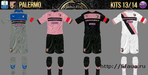 Palermo Kits Pack 13/14