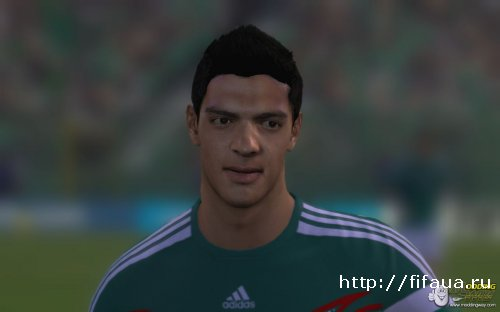 RAUL JIMENEZ FACE BY ZYREQ