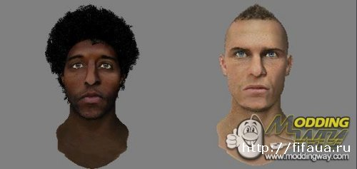 FIFA 14 DANTE UPDATE + CLEVERLEY FACE