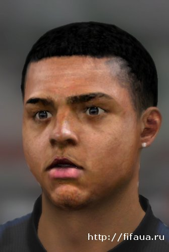 FIFA 14 WALLACE FACE BY DANXZ