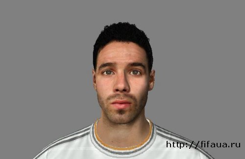 Лицо Carvajal HD - Real Madrid - Josue_LMM
