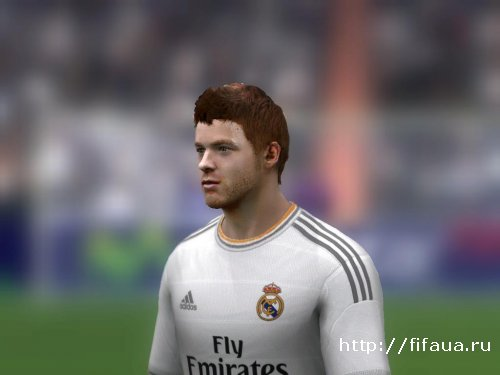 FIFA 14 Illaramendi HD FACE - Real Madrid - Josue_LMM