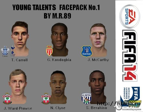 YOUNG FACEPACK