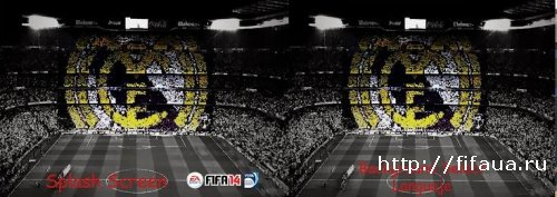 THEME COMPLETE REAL MADRID HD BY ANIBAL ROMEROT FIFA 14