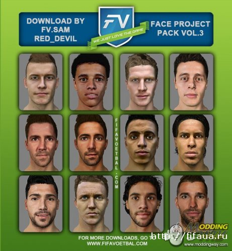 FACE PROJECT PACK