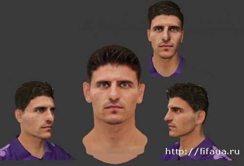 ФИФА 14 Facepack Fiorentina by M4rsAttack