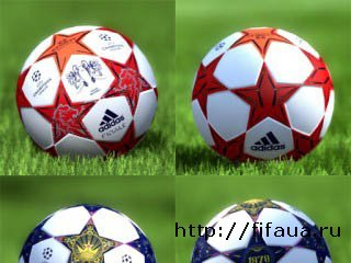 FIFA 14 Adidas CL Finale Wembley Ball Pack by Rabzyxor