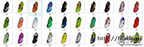 FIFA 14 N7 Bootpack by Nathuf