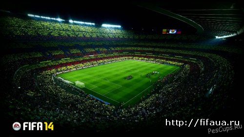 FIFA 14 Patch v1.0 AIO by Pescups + Online + Graphics v2.0 торрент