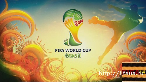 NTRO FIFA World Cup Brasil 2014+Backgrounds FIFA 14