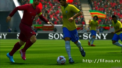 FIFA 14 Patch 6.0 + Online + Ultra Graphics 4.0
