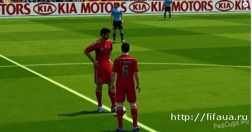 FIFA 14 Update v6.1 by PesCups.Ru — World Cup 2014