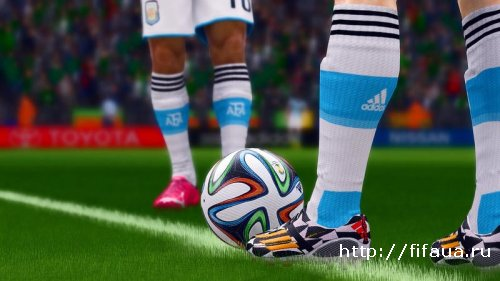 FIFA14 NEW SWEETFX V.6 GRASS PACK RELEASED