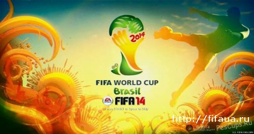 FIFA 14 Patch 6.2 (World Cup 2014) + Online + Ultra Graphics 4.0