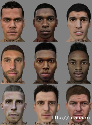 FIFA 14 WC pack by alex94