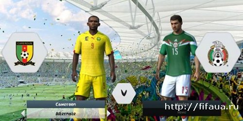 FIFA 14 ModdingWay Mod Update 2.8.0 Released