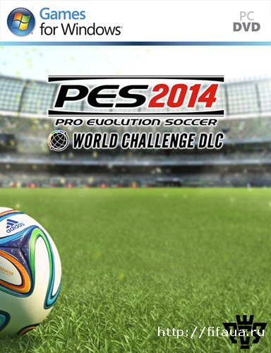 PES 2014 / Pro Evolution Soccer 2014: World Challenge DLC 2014 - скачать торрент