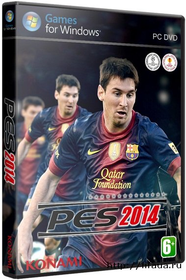 PES 2014 версия 1.12.0.0 + DLC + PESEdit Patch - Торрент