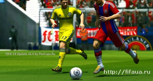 FIFA 14 Update v6.4 by PesCups