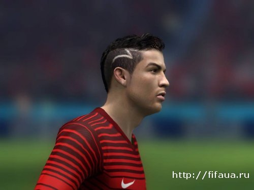 FIFA 14 Cr7 Face World Cup 2014